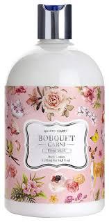Купить лосьон для тела Bouquet Garni Цветочный мускус, цены в ...