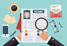 resume checklist for employers