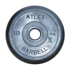 <b>Диски</b> ATLET <b>MB Barbell</b>