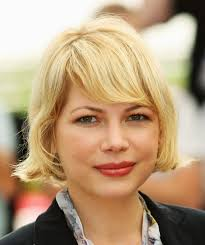 Michelle Williams in 2008 at the Cannes Film Festival. Michelle Williams Hairstyles. Michelle Williams. Sean Gallup // Getty. See more short hairstyles - michelle_williams_short_hair_7