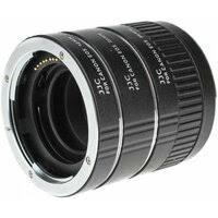 «<b>Кольцо</b> удлинительное JJC 12mm, 20mm, 36mm для Canon EOS ...