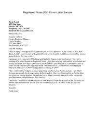 cover letter template for  nurse resume cover letter  digpio usresume