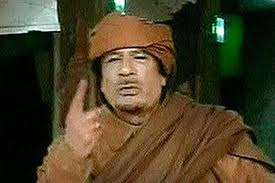 Image result for gaddafi