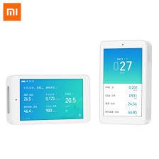 Оригинальный <b>Xiaomi Mijia</b> тестер качества воздуха 3,97 дюймов ...