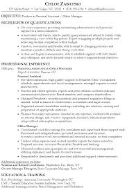 Sample Resume For Administrative Assistant Position  clerical     LATAmup