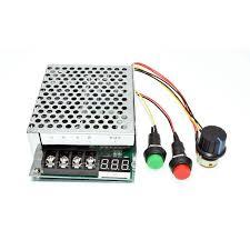 Linear actuator Controller Digital display 40A <b>12v 24V DC motor</b> ...