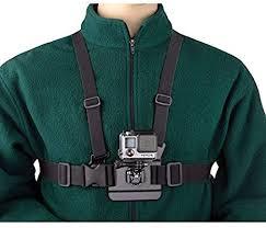 <b>O</b> RLY <b>Adjustable</b> Chest Body Strap Harness Mount+J Mount GoPro ...