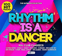 <b>Rhythm</b> Is a Dancer - Ultimate 90s Club Anthems: Amazon.co.uk ...