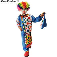 Hot Hallowen Adult Killer <b>Clown</b> Clothe Holiday Variety <b>Funny</b> ...