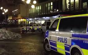 Telegraph  AP  At least two killed in Sweden      gang      pub shooting     Triton   GFD