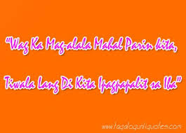 Sweet Tagalog Quotes for your Boyfriend or Girlfriend | Love ... via Relatably.com