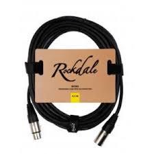 Аудио <b>кабель Rockdale</b> MC001.20 микрофонный 6,5 м. - «<b>Кабель</b> ...