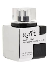 Shop <b>Lattafa 24 Carat White</b> Gold EDP 100ml online in Riyadh ...