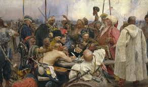 russian culture reply of the zaporozhian cossacks by ilya repin