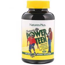 Nature's Plus <b>Source of Life Power</b> Teen 180 Tabs Витамины для ...