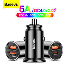 <b>Автомобильное зарядное устройство Baseus</b> USB Quick Charge ...