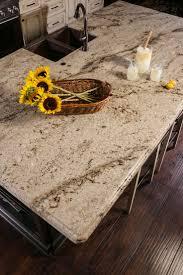kitchen island granite top sun: beautiful sienna beige granite countertops in kitchen