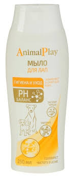 """Жидкое <b>мыло для лап</b> Animal Play """"Гигиена и уход"""", с D ..."""