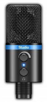 Купить <b>Микрофон IK Multimedia iRig</b> Mic Studio Black с ...