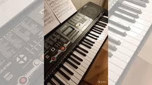 <b>Синтезатор Tesler KB-6180</b> с подставкой купить в Московской ...