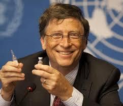 El multimillonario y filántropo Bill Gates, invitado de honor de la Asamblea Mundial de la Salud, pidió ayer a los países donantes que aumenten sus ... - bill-gates