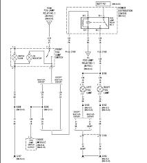 fog light wiring diagram diagram lights fog light wiring diagram