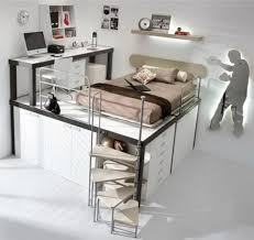 bunk beds with desk for adults bunk beds desk