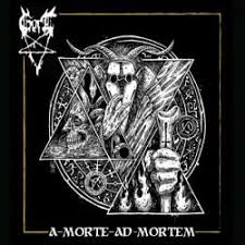 Gort/A Mort Ad Mortem/Lupus Niger Prod ... - OccultBlackMetalZine