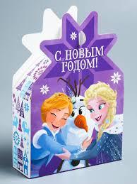 Коробка <b>подарочная складная</b> Disney 9652113 в интернет ...