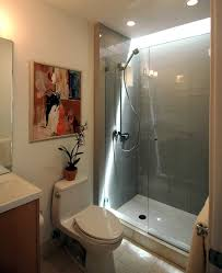 layouts walk shower ideas: beauty in white small bathroom bathroom appealing small bathroom design ideas featuring small shower stall with stainless shower units and skylight detail also toilet ideas awe inspiring small bathroom layouts with shower ideas