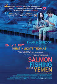 Salmon Fishing in the Yemen / Риболов в пустинята (2011)