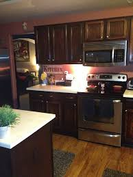 gel stain kitchen cabinets: kitchen cabinets with gel stain nailed it pinterest stains cabinets and stain kitchen cabinets