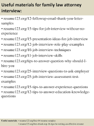 14 senior attorney resume