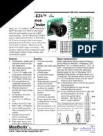 Datasheet SerialCamera en 1 | Electronics | Equipment