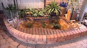 diy patio pond:  maxresdefault
