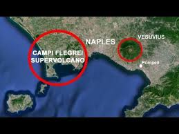 Image result for Campi Flegrei Naples
