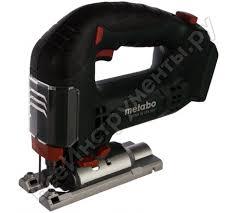 Аккумуляторный <b>лобзик Metabo STAB</b> 18 LTX 100 601003890 ...