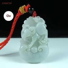 <b>CYNSFJA Real Certified Natural</b> Green Jade Charms Men's Amulets ...