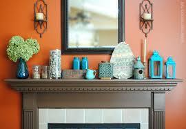ideas burnt orange:  burnt orange and teal decorating decorating ideas fantastical