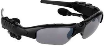 Aerizo BT Smart Sunglasses (Smart Glasses, Black)