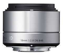 Объектив <b>Sigma AF</b> 19mm <b>f</b>/<b>2.8</b> DN Art Micro 4/3 consider