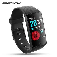 COBRAFLY <b>CY11</b> smart band waterproof <b>smart watch</b> men women ...