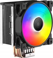 Кулер PcCooler GI-D56V Halo RGB. Цена, купить ... - ROZETKA
