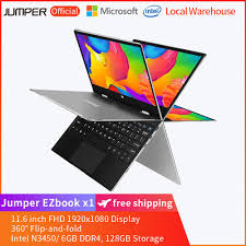 <b>Jumper EZbook X1</b> 11.6 inch YOGA <b>Laptop</b> 6GB RAM+128GB ROM ...