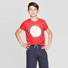 Boys' The <b>Flash</b> Americana Flip <b>Sequin</b> Short Sleeve T-Shirt - Red ...