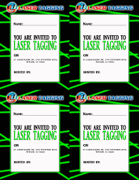 laser tag printables laser tag invitations printable printable invitations
