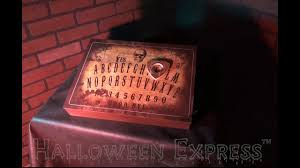 Animated OUIJA Spirit Board Moving <b>Halloween Prop Horror</b> ...