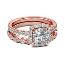 Розовое золото, обручальное кольцо, <b>кольца для девочек</b> ...