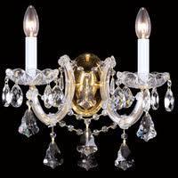 Хрустальное <b>бра Crystal lux DIVA</b> AP2 - купить хрустальный ...