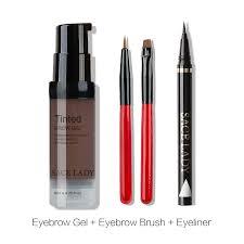 <b>1Pc</b> Sace <b>Eyebrow Gel</b> Tint + Eyeliner Cair Anti Air   Shopee Indonesia